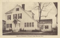 Image of CP OH 001 - Clubhouse Photograph Collection