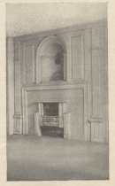 Image of Fireplace, Providence Plantations Club, R.I.