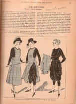 """Image of """"The New Dress,"""" page 25"""