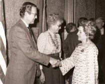 Image of Stephen Gardner, Francine Neff, and Mary K. Miller