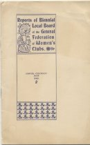 Image of Cover, Fourth Biennial reports, 1898