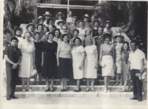 Image of GFWC tour members in Mexico