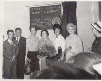 Image of Dedication of El Ocote school in Mexico, September 18, 1965