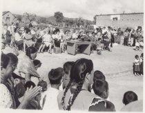 Image of Dedication of El Ocote school, Mexico, September 18, 1965