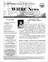 Image of WHN 2008.06 - Women's History and Resource Center Newsletters