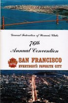 Image of CON 1967.06 - Convention and Meeting Records