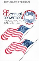Image of CON 1976.06 - Convention and Meeting Records