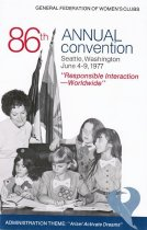 Image of CON 1977.06 - Convention and Meeting Records