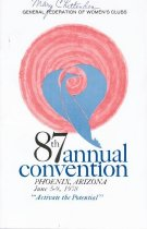 Image of CON 1978.06 - Convention and Meeting Records