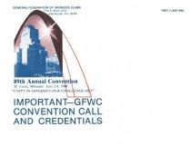 Image of Call, eighty-ninth annual convention, 1980
