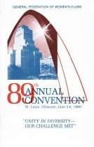 Image of Cover, eighty-ninth annual convention, 1980