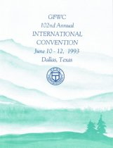 Image of CON 1993.06 - Convention and Meeting Records