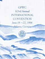 Image of CON 1994.06 - Convention and Meeting Records