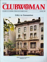 Image of General Federation Clubwoman, April-May 1991