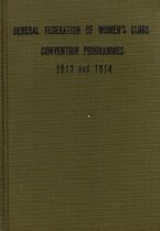 Image of Cover, eleventh biennial convention, 1912