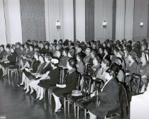 Image of CONV 1963.09 - Convention and Meeting Photographs