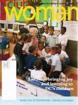 Image of General Federation Clubwoman, April-May 2006, cover