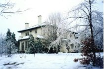 Image of Winter, Armstrong-Maudlin House, Rock Hill, S.C.