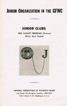Image of JRM 1950-1952 - Junior Membership Records