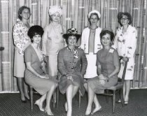 Image of Junior Executive Board, Board Meeting, 1965