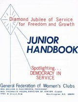 Image of JRM 1964-1966 - Junior Membership Records