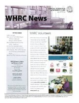 Image of WHN 2012.10 - Women's History and Resource Center Newsletters