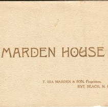Image of A1.055 - Booklet