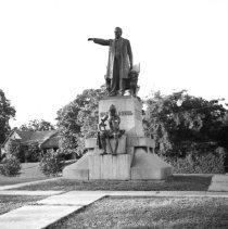 Image of Palestine - Statue of John H. Reagan