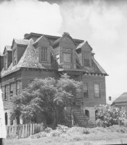 Image of Galveston - Old home on the site of Jean Lafitte dwelling