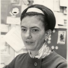 Image of Betty June Myers papers - Betty June Myers, Ph.D. 