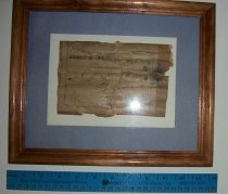 Image of Articles of Incorporation West Indepence Brethren shipping lable