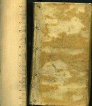 Image of BCA10-19164513595934 - Desiderii Erasmi Roterodami Liber utilissimus de         conscribendis epistolis : bcontinens artificium &         praecepta in earum compositione observanda.
