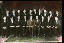 Image of 10-14MensGleeClub1926 - Transparency, Lantern-slide