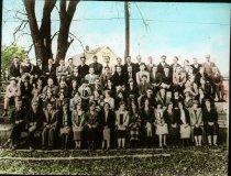 Image of 10-14SophomoreClass1926 - Transparency, Lantern-slide