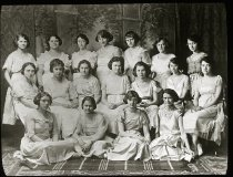 Image of 10-14WomensGlee1922 - Transparency, Lantern-slide