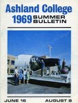 Image of 10-17Catalog1969S - Ashland College Bulletin 1969 Summer