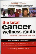 Image of 10-20Total Cancer Guide 2 - The Total Cancer Wellness guide: reclaiming your life after diagnosis the wellness community