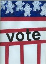 Image of Kids voting USA Central Ohio - Artwork