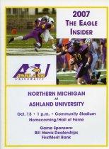 Image of 2011-022007Football1013 - 2007 Northern Michigan at Ashland University Football