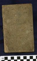 Image of BCA10-19179130551037 - Kurzgefasstes Arzney-Büchlein :für Menschen und Vieh,         darinnen 128 auserlesene Recepte, nebst einer         prognostischen Tafel.