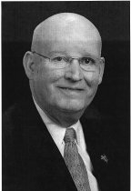 Image of Harris, Bill M.  Ohio Senate papers - Biographical and Correspondence
