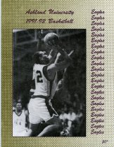 Image of 2011-021991MenBskball1221 - Ashland University vs Gannon University men's basketball December 21, 1991