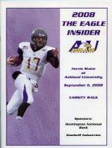 Image of 2011-022008Football0906 - Ashland University vs Ferris State football September 6, 2008