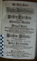 Image of Die erste liebe 1712 title page
