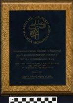 Image of Award Iglesia De Los Hermanos En La Argentina 2008 WMS - Award