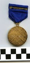 Image of Award-Republican Senatorial Medal of Freedon.   Reverse side