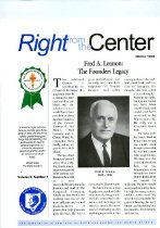 Image of 1998-29Periodical10 - Right from the Center