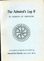 Image of 2011-271319983 - The admiral's log II: in search of freedom; a compilation