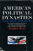Image of 2011-281355362 - America's political dynasties from Adams to Kennedy.