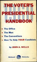 Image of 2011-28264513 - The voter's presidential handbook, 1960.